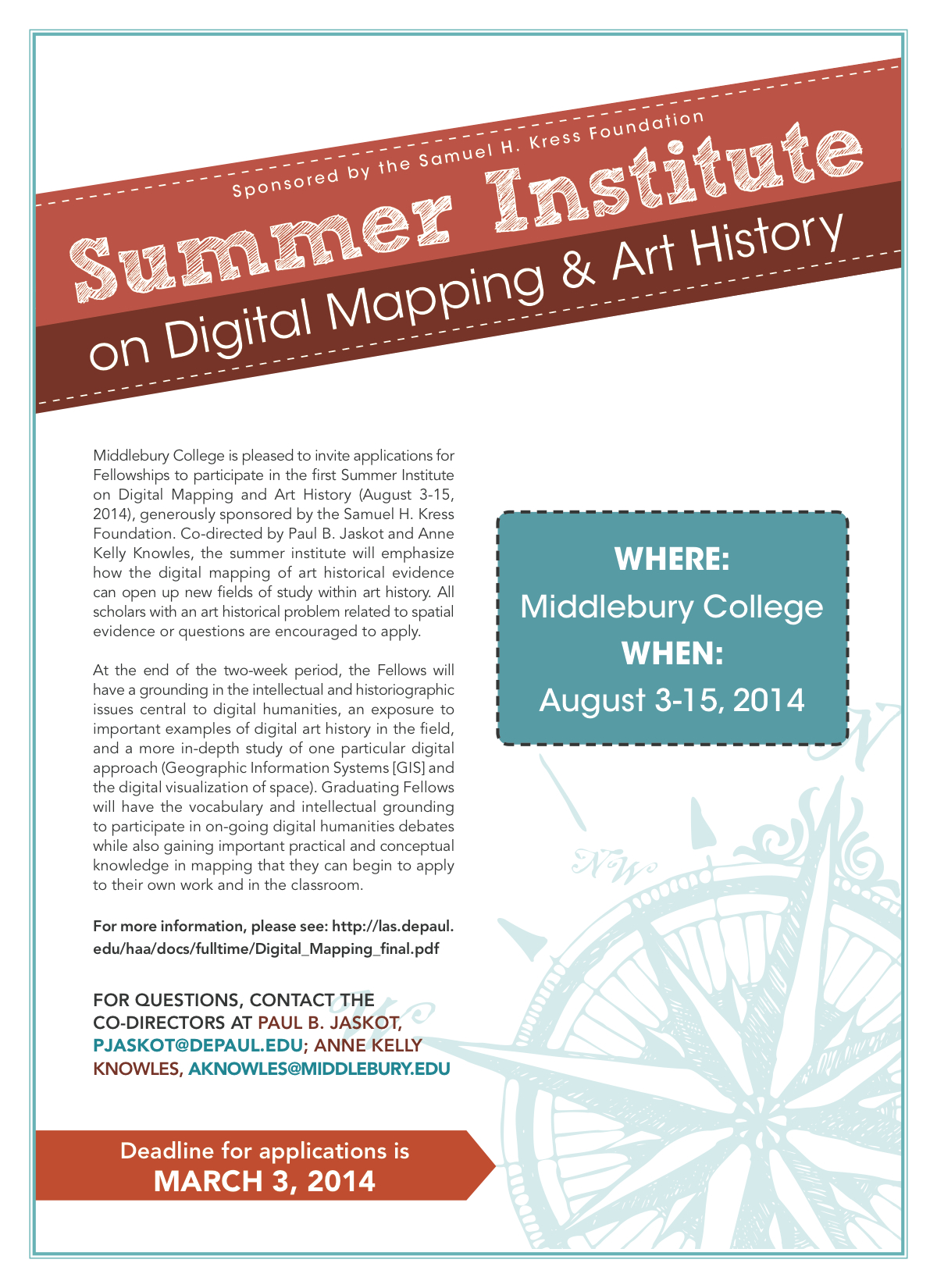 SummerInstitute_Flyer_Update